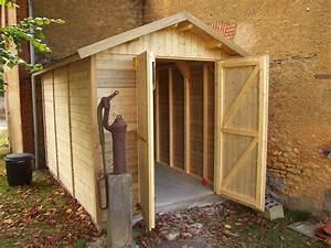 Cabanon De Jardin Bois : abri la romagne produits abris de jardins ~ Melissatoandfro.com Idées de Décoration