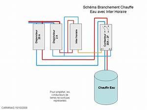 Chauffe Eau 380v : cablage horloge et contacteur pour chauffe eau 81 messages ~ Edinachiropracticcenter.com Idées de Décoration