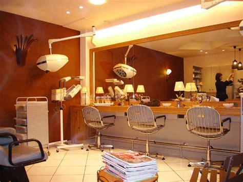 la maison des coiffeurs decoration interieure salon coiffure