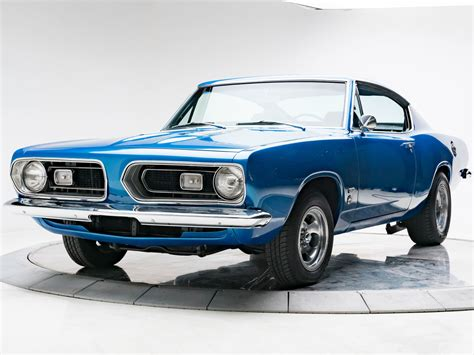 1967 Plymouth Barracuda Formula S For Sale #88715