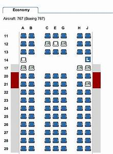 Boeing 763 Seating Chart American Airlines Your Next American Airlines 767 Flight May Have Main Cabin