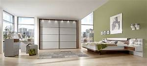 Lampen Schlafzimmer Schöner Wohnen : 4 tlg schlafzimmer in champagner nocce nb ~ Michelbontemps.com Haus und Dekorationen