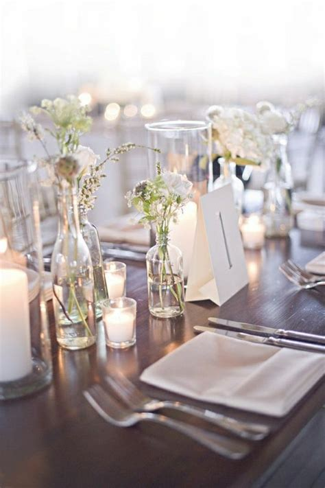 deco pas cher pour mariage comment d 233 corer le centre de table mariage