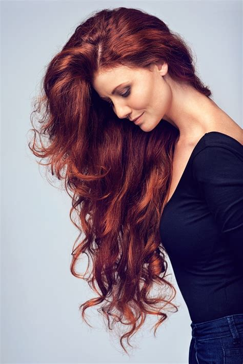 Burgundy Hairstyles by Burgundy Hair 15 Berry Color Ideas To Try This Season