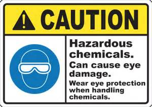 chemicals,chcc-sh001 :: ANSI SIGNS :: CHEMICAL RELATED HAZARD SAFETY ... Chemical Safety