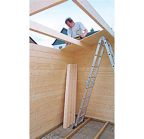 Der Dachstuhl Selbst Anlegen by Gartenhaus Aufbauen Selbst De