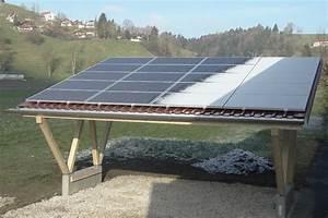 Dachbelag Für Carport : photovoltaik carports und agroports in der schweiz kaufen ~ Michelbontemps.com Haus und Dekorationen