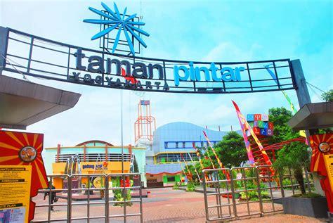 Harga Tiket Masuk Taman Pintar Yogyakarta 2019