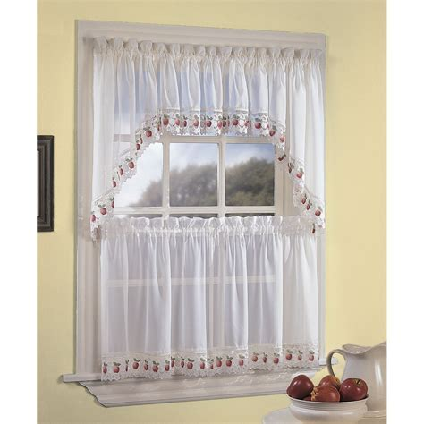CHF Industries Apple Orchard Tailored Curtains   Valances