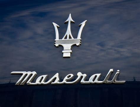 maserati blue logo maserati logo vector
