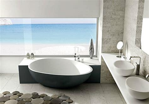 idees de deco de salle de bain en style marin