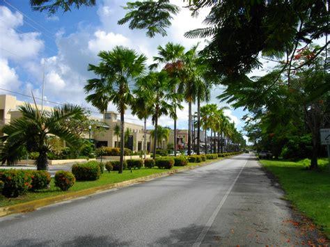 Filebeach Road At Garapanjpg  Wikimedia Commons
