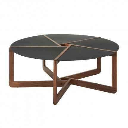 This modern coffee table by blu dot makes a statement. Pi Coffee Table - Urban Mode