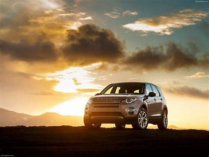 Rover Discovery Sport Land Highway North Scenic