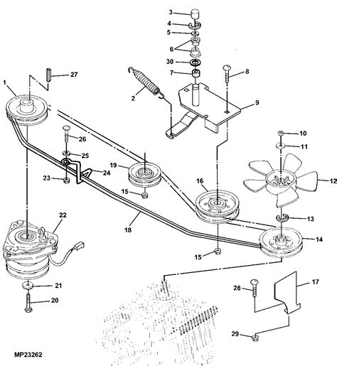 deere lx277 belt diagram search deere rider lx277 belt diagram clu