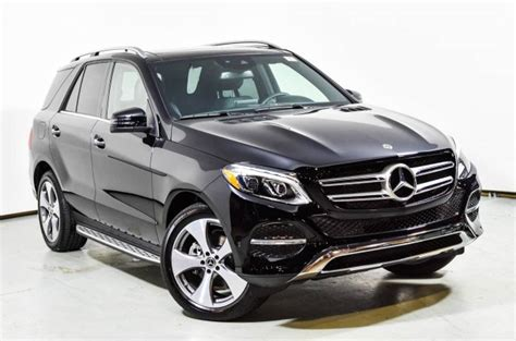 Mercedes benz ml350 suv's average market price (msrp) is found to be from $35,000 to $74,000. 2017 Mercedes-Benz GLE 350 4MATIC SUV   Black U14997
