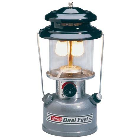 coleman unleaded 2 lantern coleman premium dual fuel lantern w carrying