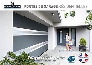 portes de garage ftfm la toulousaine With porte garage la toulousaine