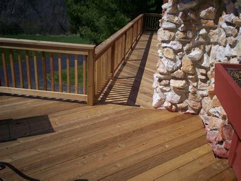 raised decks elevated     level  archadeck