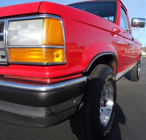 automotive repair manual 1989 ford ranger regenerative braking 1989 ford ranger 4x4 5 speed rare condition 1 family 4 wheel drive ranger classic ford