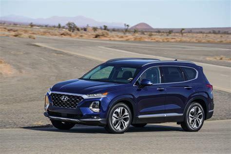 Hyundai America by New Hyundai Santa Fe Makes Its United States Debut At The