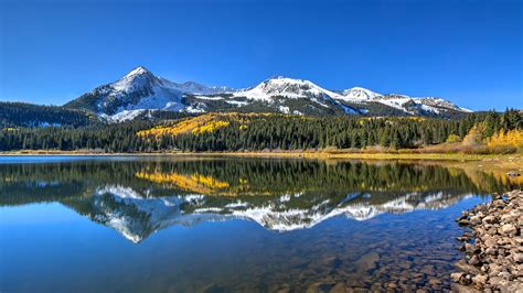 lost lake east beckwith montain gunnison national forest