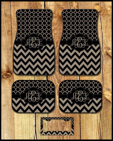 floor mats etsy car mats monogrammed gifts personalized custom floor mats cute