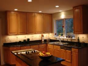 kitchen recessed lighting ideas on winlights deluxe interior lighting design - Recessed Lighting In Kitchens Ideas