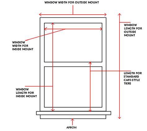valance bay window window measuring and choosing curtains sturbridge yankee