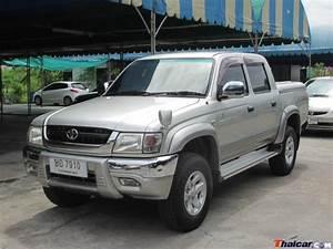 Toyota Hilux Tiger D4d Sport Cruiser  U0e21 U0e37 U0e2d U0e2a U0e2d U0e07
