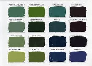 Peinture Farrow And Ball Nuancier : inspiration de la couleur wild birds collective ~ Mglfilm.com Idées de Décoration