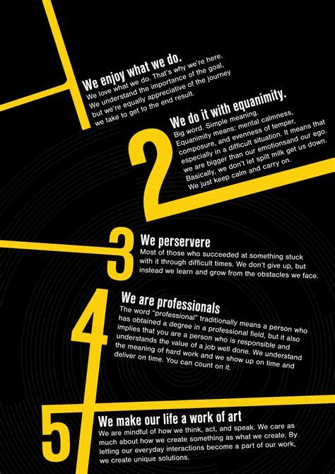 Design Manifesto - Poster Design on Behance