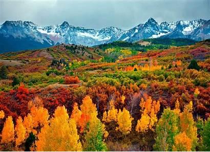 Colorado Mountain Mountains Desktop Wallpapers Autumn Computer