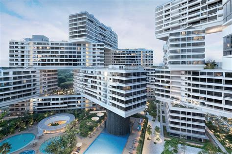 The Interlace / Oma / Ole Scheeren
