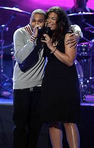 Chris Brown and Jordin Sparks Perform on American Idol ...