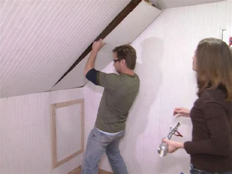 turn  unfinished attic   walk  closet hgtv