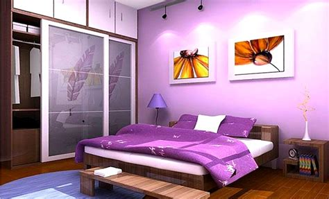 purple bedroom for decoration decorating with purple mybktouch