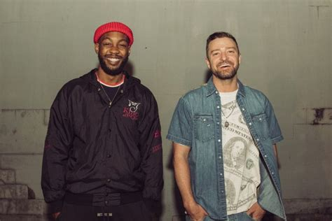 Justin Timberlake Teams Up With Ant Clemons For Hopeful ...