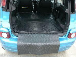 pc modular rubber boot liner load mat bumper protector