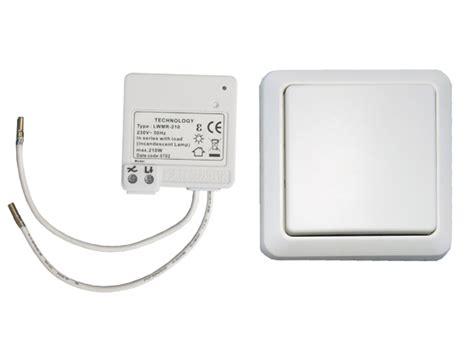 electricit 233 interrupteur mural sans fil module variateur ultraplat 200 w 28395