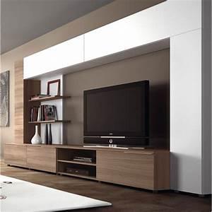 Meuble Tv Contemporain Design Meuble Tv Ecran Plat