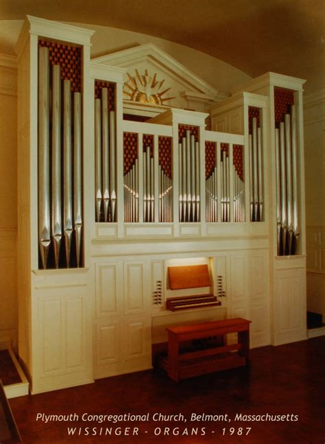 Wissinger Pipe Organs