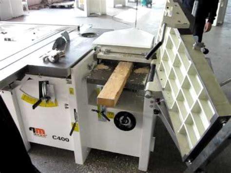 combination woodworking machine youtube