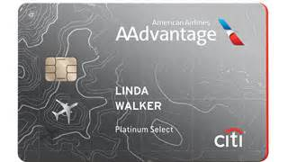 american airlines aadvantage platinum card american