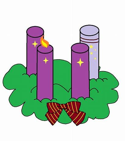 Advent Sunday Wreath Clipart Clipartmag
