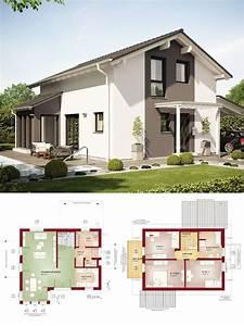 Häuser Im Landhausstil : einfamilienhaus neubau im modernen landhausstil mit satteldach architektur wintergarten anbau ~ Yasmunasinghe.com Haus und Dekorationen