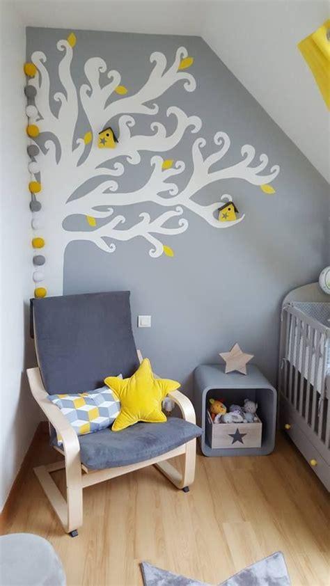 deco chambre bebe garcon gris les 25 meilleures idées concernant chambres bébé garçon