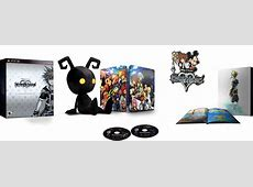 Kingdom Hearts HD 25 ReMIX Collector's Edition announced