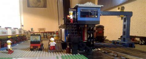 erweiterung eines alten verladebahnhof lego bei