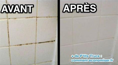 nettoyer joint carrelage cuisine comment nettoyer les joints de carrelage avec un nettoyant